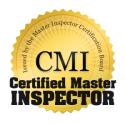 CMI Inspector Seal Gold